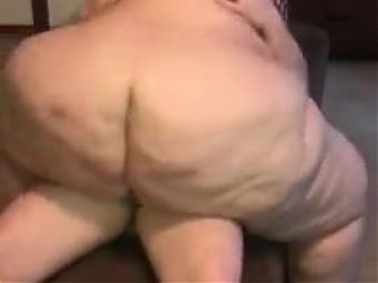 SSBBW MONSTER WHITE ASS