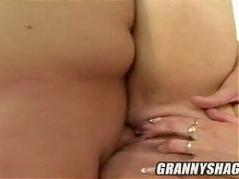 Hungarian Granny Blonde Loves Getting Fucked Hard