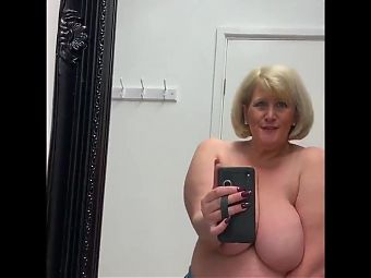 Blonde Mature Pawg Cant Wait 4 her BBC Lover. Nympho